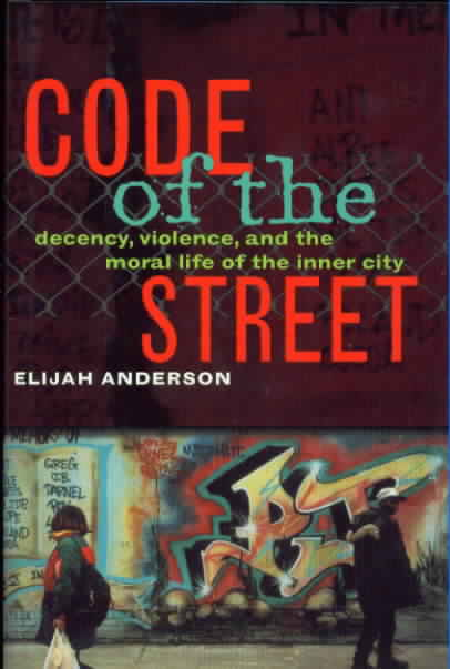 the code of the street and Perspective essay on the code of the streets perspective essay on the code of the streets culture in urban communities, also referred to as inner-cities, are growing increasingly violent.