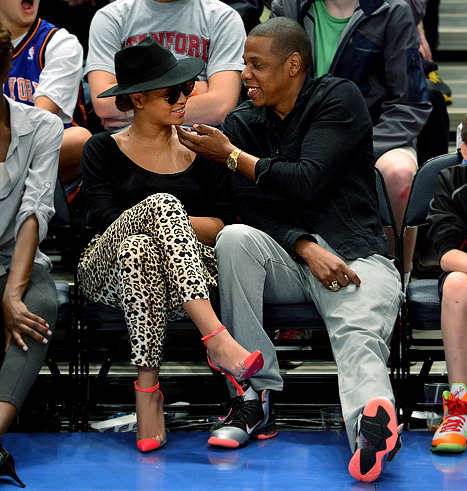 bey jay basketball game