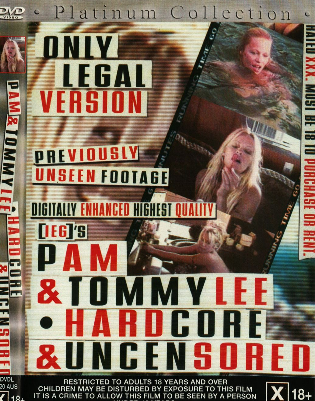 Lee pamela porno anderson and tommy