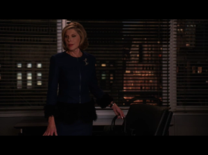 All Hail Diane Lockhart (Christine Baranski)